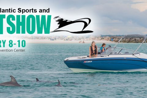 Mid-Atlantic Sports and Boat Show – February 8-10, 2019
