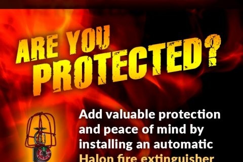 Are You Protected from Boat Fires?