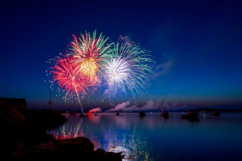 It's Boom Time, let's celebrate our independence on the water!