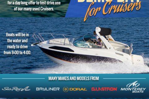 Cruisers Demo Day – Nov 12th