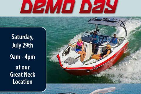 Yamaha Demo Day