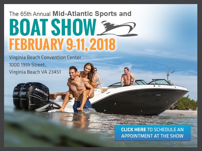 65TH ANNUAL MID-ATLANTIC SPORTS & BOAT SHOW