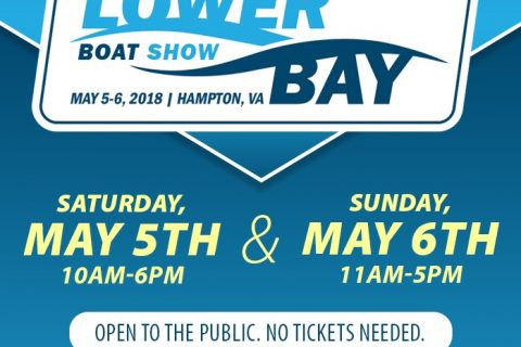 Lower Bay Boat Show | May 5-6, 2018