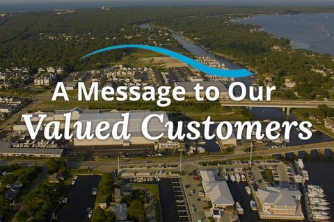 A Message to Our Valued Customers