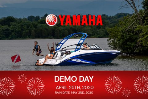 Yamaha Demo Day 2020