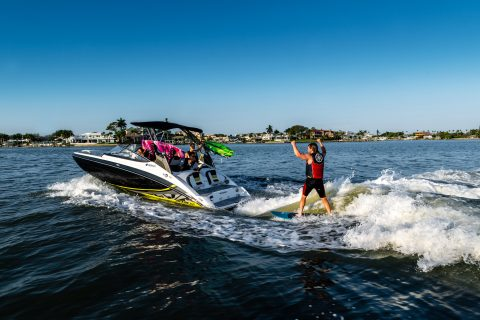 What a Drag: The Fine Art of Boating Watersports