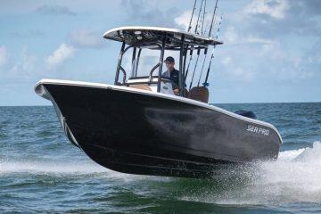 2020 Sea Pro 219 Center Console