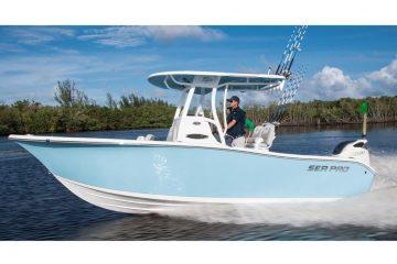 2020 Sea Pro 239 Center Console