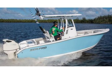 2021 Sea Pro 239 Center Console