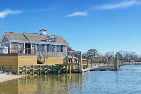 Day Tripping: Bennett's Creek Marina