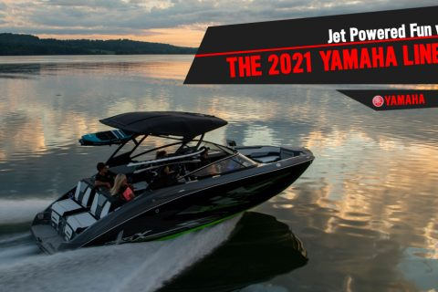 Jet Powered Fun with the 2021 Yamaha Lineup