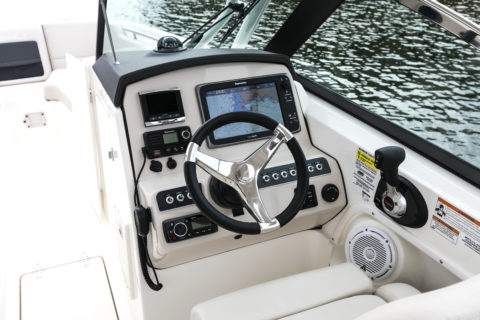 Engine/Propulsion Cut-Off Devices and Propeller Safety for both the Recreational Boater and Manufacturers