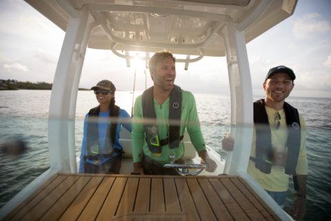 Visiting Hampton by Boat